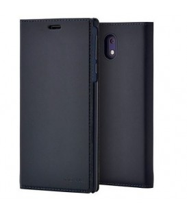 Etui Nokia CP-303 Slim Flip Cover do Nokia 3 - GRANATOWY