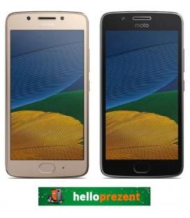Motorola Moto G5 Dual SIM 3/16GB + słuchawki Moto Pulse 2 w prezencie