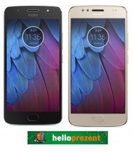Motorola Moto G5S Dual SIM + słuchawki Moto Pulse 2 w prezencie