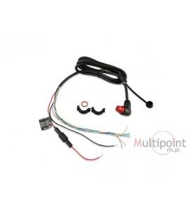 Kabel zasilający ze złączem kątowym Garmin GPSMap 7xx (zasilanie / dane)