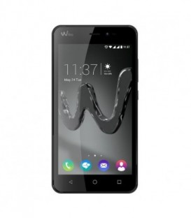 "WIKO Freddy 4G  5"" Dual SIM True black, Czarny"