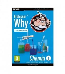 Gra PC Professor Why: Chemia 1