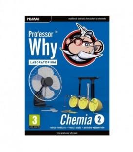 Gra PC Professor Why: Chemia 2