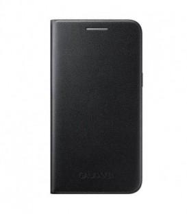 EF-WJ120PBEGWW Etui Flip Wallet do Samsung Galaxy J1 2016 Black Czarny