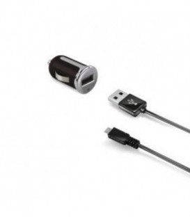 Kabel CELLY CCUSBMICRO turbo, Czarny