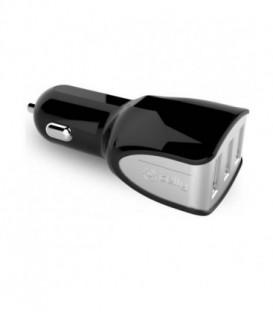CELLY Ładowarka sam TURBO 4.2A, 3 porty USB bk