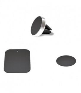 Uchwyt samochodowy eXc Magnetic, czarno-szary