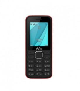 WIKO Lubi 4  Dual SIM Black/Pink, Czarno/Różowy