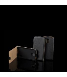 Kabura Telone pionowa slim LG G3 (D855) czarna