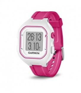GARMIN Zegarek FR 25 White/Pink mały
