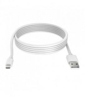 WG Kabel do transmisji danych Micro USB /2M/ white / golf blister