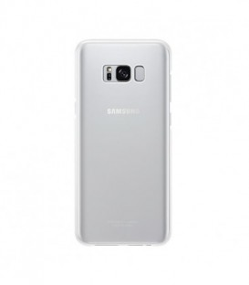EF-QG955CSEGWW Etui Clear Cover do Galaxy S8 Plus Silver, srebrny