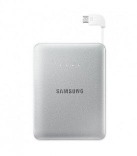 EB-PG850BSEGWW Samsung Power Bank 8400 mAh, Srebrny