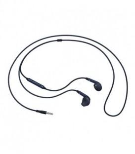 EO-EG920BBEGWW Zestaw słuchawkowy In-Ear do Samsunga Galaxy S6, Niebieski/Czarny