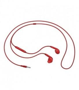 EO-EG920BREGWW Zestaw słuchawkowy In-Ear do Samsunga Galaxy S6, Czerwony