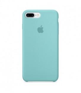 Apple Etui Silicone iPhone 7 PLUS Sea Blue