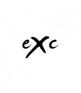 Ładowarka samochodowa eXc SHINE,2xUSB, 2.1A, Różowa