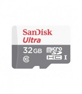 SanDisk Ultra microSDHC 32GB 80MB/s CL10 UHS-1