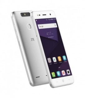 Smartfon ZTE  Blade V8 mini (2+16GB) DS SILVER