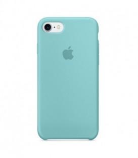 Apple Etui Silicone iPhone SEA BLUE