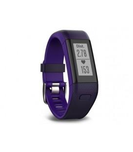 Garmin vivosmart HR+ (purpurowo - liliowy / regularny)