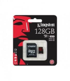 Kingston microSDHC/SDXC 128GB UHS-I Speed Class 3 (U3) 90R/80W