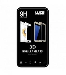 WG iPhone 7/8 Szkło Hartowane 3D Black