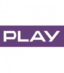 Zestaw startowy PLAY 5 PLN Formuła Play na kartę MULTI SIM - new