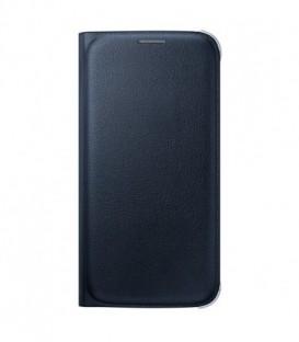 @@EF-WG920PBEGWW Etui Flip Wallet do Samsung Galaxy S6 Flat, Czarny (PU)