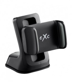 Uchwyt samochodowy eXc Magic, czarno-szary