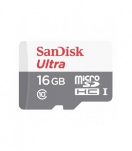 SanDisk Ultra microSDHC 16GB 80MB/s CL10 UHS-1