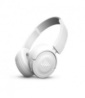 JBL T450BTsłuchawki nauszne, białe