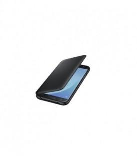 EF-WJ730CBEGWW Etui Wallet Cover do J7 (2017) Black, czarne