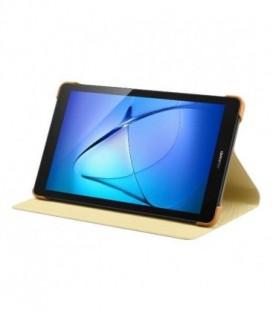 Etui Huawei Tablet T3 7.0, z klapką brązowy
