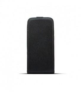 Kabura TELONE pionowa pocket Slim do Samsung G800 Galaxy S5 mini, Czarny