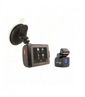 MIO MiVue 698 Dual, 1080p Dash Cam
