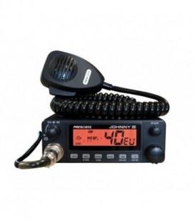 RADIO CB PRESIDENT JOHNNY III ASC 12/24 V