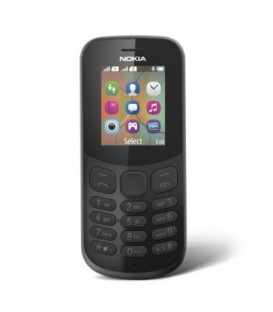 Nokia 130 Dual Sim Black 2017