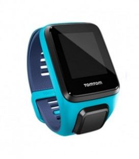 TOMTOM Watch 3 Strap LIGHT BLUE/DARK BLUE  (S)