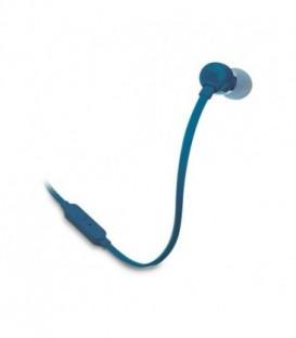 JBL T110 słuchawki douszne, niebieskie