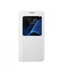 EF-CG930PWEGWW Etui S View Cover do Samsung Galaxy S7 White Biały