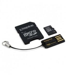 KINGSTON Multi Kit 16GB+adap.SD+czytnik kart