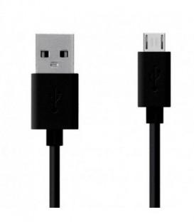 WG Kabel do transmisji danych Micro USB /2M/ black / golf blister