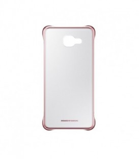 EF-QA510CZEGWW Etui Clear Cover do Samsung Galaxy A5 (2016) Pink Gold Różowo Zło