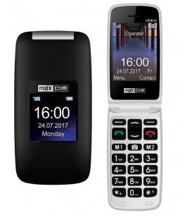 MAXCOM MM824 - TELEFON DLA SENIORA Z KLAPKĄ