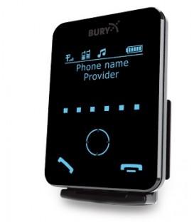 BURY CC 9058 - Zestaw głośnomówiący Bluetooth - KUPON 100 ZŁ NA MONTAŻ