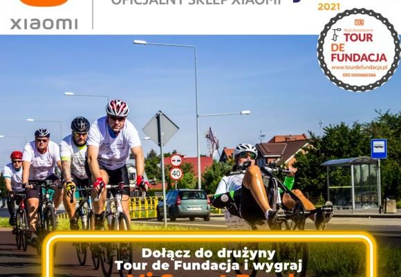 Zbieramy rowerowe kilometry dla dzieci z niepełnosprawnościami!